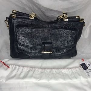 Coach Madison Pinnacle Pebbled Leather